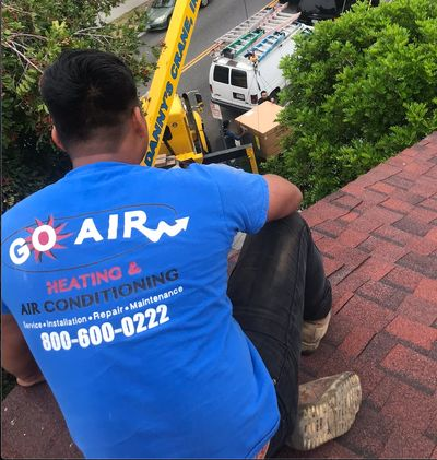 Go Air Heating and Air Conditioning